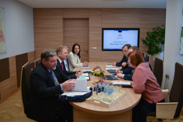 Meeting with European Court of Auditors