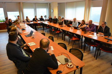 Baltic paying agency's meeting on direct payments
