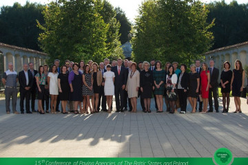 Conference of Baltic and Polish paying agencies in Lithuania